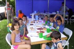 Acampada Villarcayo 2010