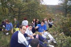 Excursión Pineda- Arlanzón 2010