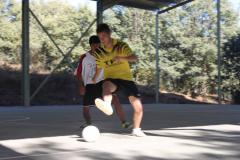 Partido de Futbol 2014