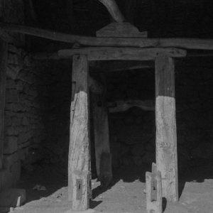 Imagen de un potro antiguo